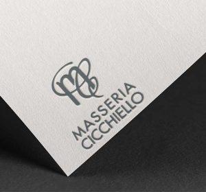Next<span>logo ed etichette Masseria Cicchiello</span><i>→</i>