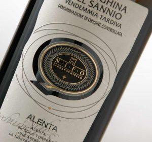 Next<span>progetto grafico etichette riserva Nifo Sarrapochiello</span><i>→</i>