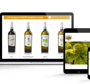 <span>Fontanareale progetto etichette e sito e-commerce</span><i>→</i>
